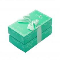 胖姨媽招牌手工彌月油飯雙層禮盒_32兩(含2雞腿紅殼蛋) Tiffany/薰衣草紫